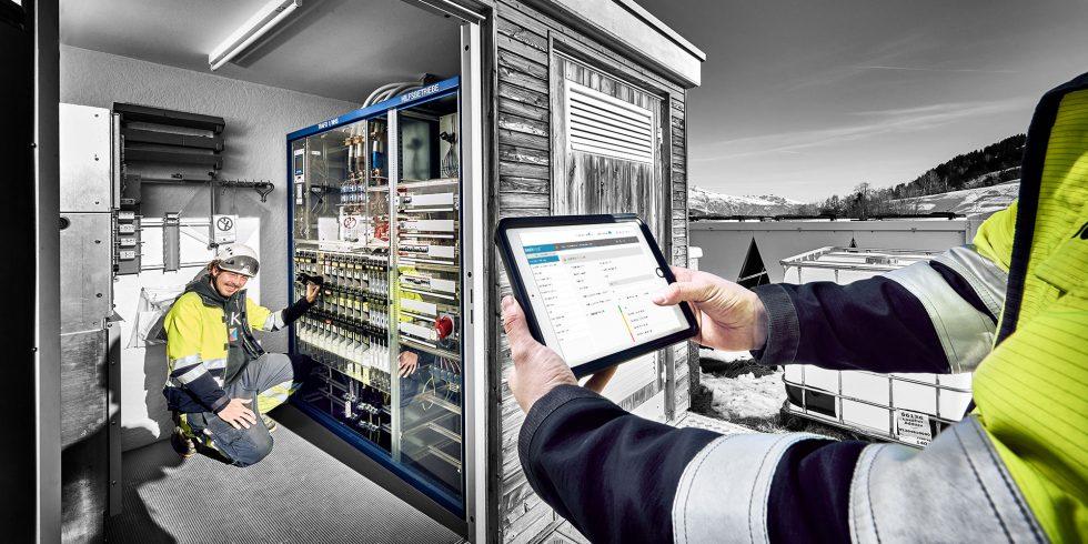 Das digitale Assett-Management-Tool.